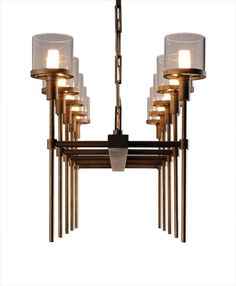 Shop Chairish, the design lover's curated marketplace for the best in vintage and contemporary furniture, decor and art. Interior Lighting, Modern Lighting, Lighting Design, Modern Chandelier, Ceiling Lamp, Ceiling Lights, Sconce Lighting, Table Lighting, Modern Light Fixtures