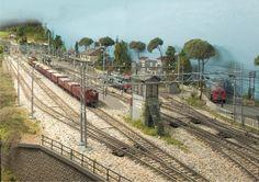 plastico ferroviario ho - Google Search