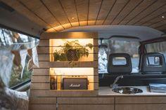 Die schönsten Wanderwege am Oberharzer Wasserregal Bus Camper, Vw Transporter Camper, Vw Bus T3, Mini Camper, Vw T5, Van People, Caravan Van, Bus Interior, Kombi Home