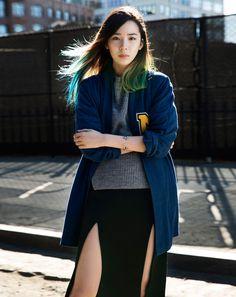 Irene Kim by Ryan Yoon for Voguegirl Korea Oct 2014