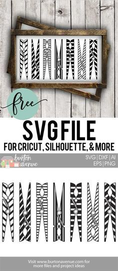 Free SVG files for Cricut & Silhouette | Laundry Room Wash Room SVG Files