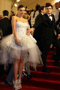 Orlando Bloom and Miranda Kerr.