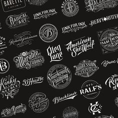 Please check out my new project on @behance , Handlettered Logotypes vol.5 , compilation of selected commisioned projects from 2015-2016, almost 50 designs and over 1000 work hours. I'll be grateful for every visit, appreciation or comment, thanks in advance! www.be.net/mateuszwitczak #logo #mark #lettering #handlettering #graphicdesign #behance #design #branding #customlettering #blackandwhite #vector #drawing #typography #calligraphy #type #goodtype #typographyinspired #thedailytype…
