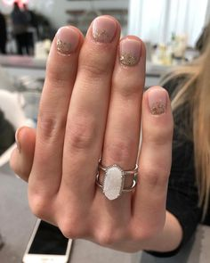 The W Nail Bar was created keeping two things in mind: cleanliness & customer service. Spring Nail Trends, Spring Nails, Gold Glitter Nails, Nail Bar, Creative Nails, Nail Inspo, Engagement Rings, Pink, Jewelry