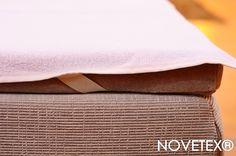 Nyári matracvédő Continental Wallet, Towel