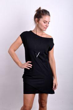 AskewiX top black | Trika | Ženy | SCURA E-shop Shirt Dress, T Shirt, Black Tops, Dreams, Outfits, Shopping, Fashion, Supreme T Shirt, Moda