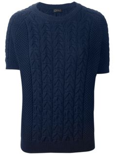 Shop Joseph short sleeve cable knit sweater in TwentyOne St. Johns Wood from the world's best independent boutiques at farfetch.com. Over 1500 brands from 300 boutiques in one website.