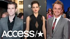 'Harry Potter' Stars Emma Watson, Tom Felton & More Reunite!   Access