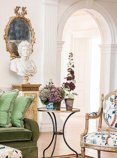 Estate Elegance: Carolyn Roehm   ZsaZsa Bellagio - Like No Other