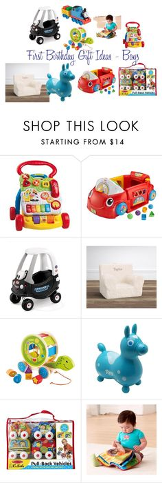 First Birthday Gift Ideas - Boys by candice-moretti on Polyvore featuring interior, interiors, interior design, home, home decor, interior decorating, VTech, Fisher Price, birthday and babies
