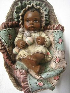 Sarah's Attic Black African American Art $49.95 Are You Holiday Gift Ready? http://www.islandheat.com for Great Gift Idea's for the whole family.