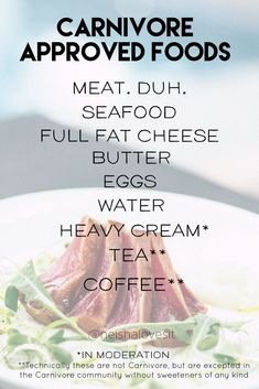 What can I Eaton Carnivore - Keto recipes 1 Ketogenic Diet Meal Plan, Diet Plan Menu, Ketogenic Lifestyle, Keto Diet Plan, Diet Meal Plans, Paleo Diet, Keto Foods, Hcg Diet, Vegetarian Keto