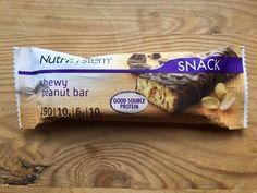 Nutrisystem Chewy Peanut Bar