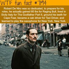 The greatest actors of all time - WTF Fun Fact