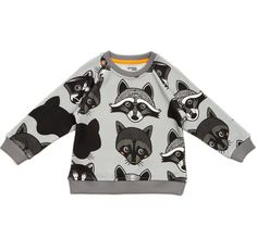 Filemon Kid - Badger and Racoons Sweatshirts