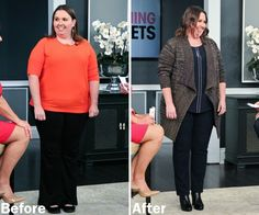 Slimming Secrets with Clothing - on Steven and Chris