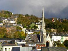 Cork city, Ireland Cork City, Ireland, Mansions, House Styles, Photography, Home Decor, Photograph, Decoration Home, Manor Houses
