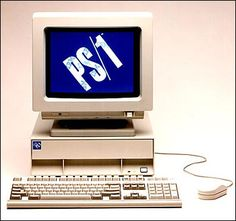 "The PS/1 was IBM's return to the home computing market. It was the successor to the IBM PCjr, although it was compatible with IBM's bussines systems. The PS/1 was a propriatary system at first, but standard components were used later on. The later models included ""Rapid Resume"" a standby feature."