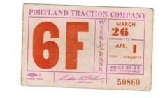 Portland (Oregon) Traction Co. (1944)