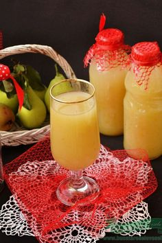 Punch Bowls, Panna Cotta, Canning, Drinks, Ethnic Recipes, Food, Sweets, Syrup, Drinking