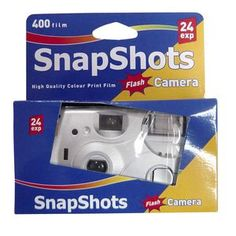 Give out disposable cameras - collect at end of night and develop?