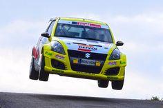 Suzuki continuará una temporada más en el Campeonato de España de Rallyes