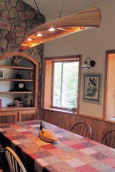 Canoe Chandelier | Home & Garden, Lamps, Lighting & Ceiling Fans, Chandeliers & Ceiling Fixtures | eBay!
