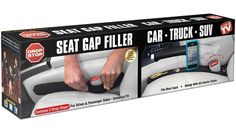 """Drop Stop, so things won't fall through the gaps.   34 Of The Best Products From """"Shark Tank"""""""
