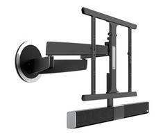 Vogel's MotionSoundMount NEXT 8375 – gemotoriseerde TV beugel met soundbar