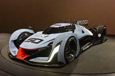 Hyundai N 2025 Vision Gran Turismo Concept!