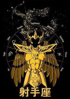 Aioros #射手座 #Sagittarius