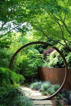 Garden Gates – Backyard Decorating Ideas                              …