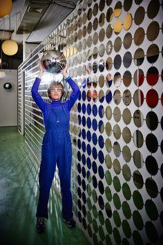 . Computer Kunst, Pipilotti Rist, Collection, Photomontage