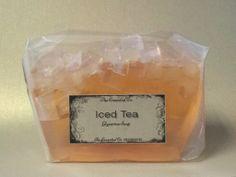 Iced Tea Soap - The Essential Co. South Africa www.essentialco.wix.com/essentialco