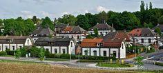 Voormalige mijnwerkerskolonie Leenhof