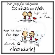 cool ... witzig ... knuddelig ... praktisch ... oder einfach nur inspirierend ... Best Quotes, Love Quotes, Love Life, My Love, Love Amor, Happy Words, Cool Words, Flirting, Quotations