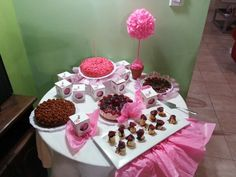 Mesa dulce cumpleaños 60