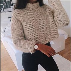 [ $20.00 ] Fashion Long Sleeve Top Sweater Pullover