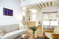 We propose different apartment style for you to enjoy your stay in #Paris!      #rental #apartment