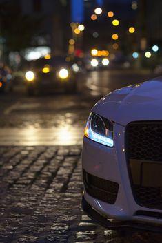 Peekaboo! Audi A5
