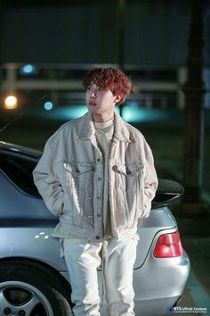 J-Hope ❤️ 1st mixtape 'Airplane' MV Sketch Photo~ #BTS #방탄소년단