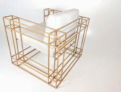 Leonardo Bueno Art and Design Leonardo, Tissue Holders, Facial Tissue, Design, Sofa Chair, Advertising, Arquitetura, Cubes, Art