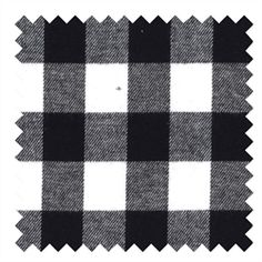 Black & WhiteBuffalo Check– Yarn Dyed Flannel Small check flannel print This flannel is yarn dyed and brushed on both sides, making it super soft and cozy! Perfect for a rag quilt, as a quilt backing to add warmth,or just hem it and use it as a mid-season cape/cover up. 58″-60″ width 100% yarn dyed …
