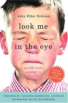 a lovely book about having Asperger's.