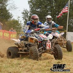 GNCC offers classes for riders of all skill and experience levels. The amateur racers can sign up at the track. Quick Shot fuel additive keeps small engines ready for the race Union, SC event photosRePin this photo! #AMSOIL #GNCC #motocross #ATV