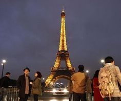 Paris resists and is still one of the best tourist destinations in the world
