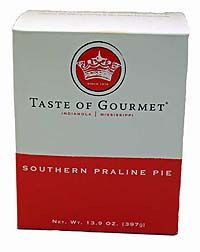 Who can resist the richness of Southern Praline Pie????