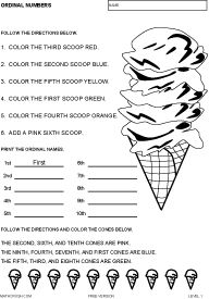 Math Crush: Lots of freebie math worksheets; elementary school ...