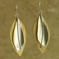 Jardin Earrings by Garden of Silver | Garden of Silver