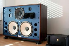 Audiophile Speakers, Hifi Audio, Stereo Speakers, Sound Level Meter, Vinyl Collection, High End Hifi, Audio Studio, Speaker Box Design, Electrical Projects